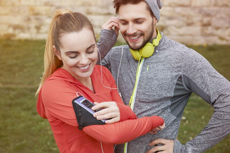 tracciare calorie con lo smartphone